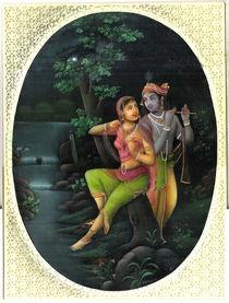 radh krishna by Jitendra sharma