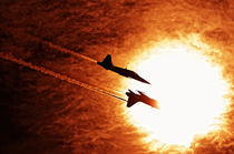 Flying into the sun von holka