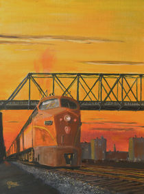 Dawn Patrol von Christopher Jenkins