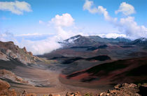 Haleakala Crater Maui Hawaii by Kevin W.  Smith