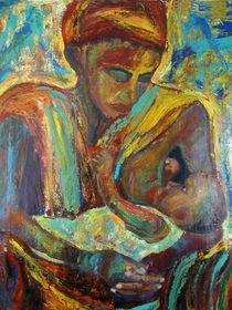mother and child  von Susanne Freitag