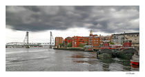 Portsmouth, New Hampshire, waterfront by James Dricker