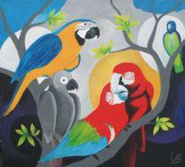 Love in the air von Lalit Kumar Jain