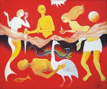 Peace vs Violence by Lalit Kumar Jain