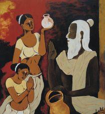 Seer and the devotees von Lalit Kumar Jain
