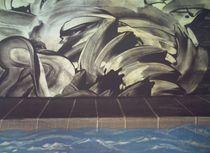 the  paint  near   the  pool von Sergio alexandre.