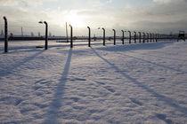 KZ Auschwitz-Birkenau by Norbert Fenske