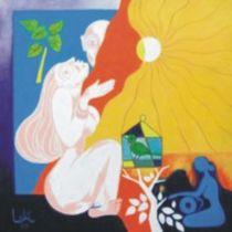 Sun worship by Lalit Kumar Jain