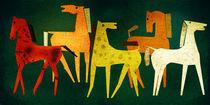 Horses by Elisandra Sevenstar