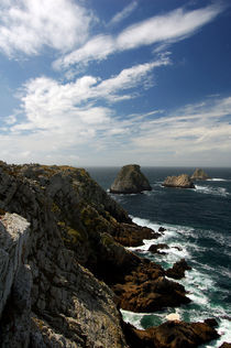 Tas de Pois - Pointe de Penhir by RicardMN Photography