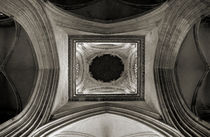 Dome in Saint Jean Church, Caen by RicardMN Photography