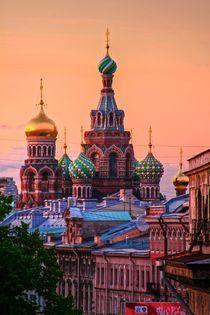 Sunset & Russia by Luis Henrique de Moraes Boucault