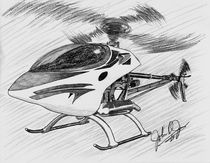 RC Helicopter by John Jones