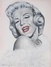 Marilyn Monroe von Eric Dee