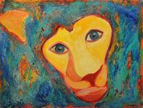 Ili's Lion von Susanne Freitag