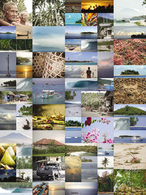 INDONESIAN MONTAGE by Darren Martin