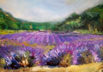 Der Duft des Lavendels von Ellen Fasthuber-Huemer