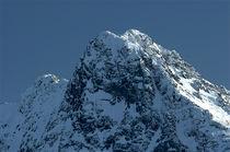 Tatra mountains winter scenery von Waldek Dabrowski