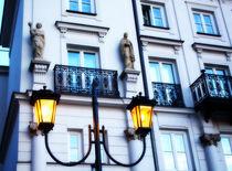 Evening lantern von Agnieszka  Grodzka