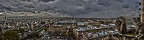 City rooftop HDR 1 by Wessel Woortman