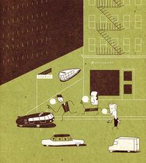 Dymaxion Taxi von Otto Steininger