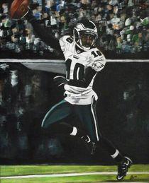 Philadelphia Eagles DeSean Jackson by Kim Selig