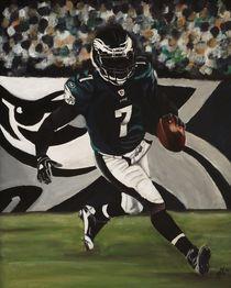 Philadelphia Eagles Michael Vick by Kim Selig