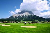 'Zugspitze Arena' by Kevin W.  Smith