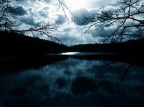 Lake (near castle Konopiste) von Katerina Hronkova