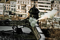 One O'Clock Gun von Jürgen Creutzburg