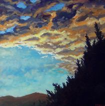 Cloudscape #4 by Steven Guy Bilodeau
