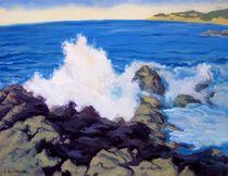Crashing Surf by Steven Guy Bilodeau