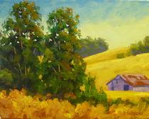 Eucalyptus Farm by Steven Guy Bilodeau