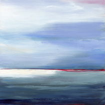 Abstract Seascape Painting #1 by Niki Arden