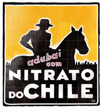 Nitrato do Chile by Filipe Goulão