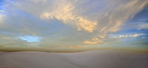 White Sands New Mexico by Luc Novovitch