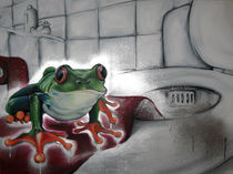 FROG (BATHROOM CELEBRITY SERIES) by charlotte oedekoven