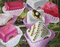PETIT FOURS by charlotte oedekoven
