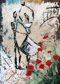 I promise you a rose garden by Yvonne Lautenschläger