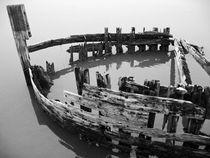 shipwreck by Miroslava Andric