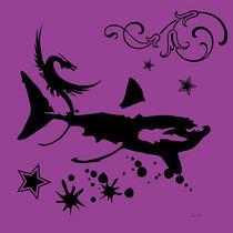 Animals shark von Adriana Schiavon