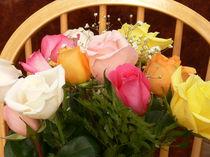 Roses-Flowers-USA by Nancie Martin DeMellia