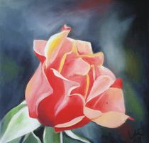 Rose bud von Lalit Kumar Jain