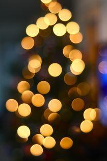 christmas  lights by ushkaphotography