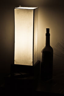 The Wine and the Lamp by Samar Jha
