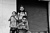 The Children and their Expressions by Samar Jha