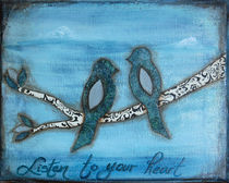 Love Birds by Sunny Christensen