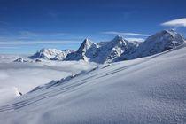 Skiwetter von Bettina Schnittert