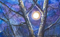 Moondance II von Patricia Allingham Carlson