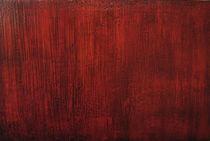 l'herbe rouge von Elisabeth Vedrine